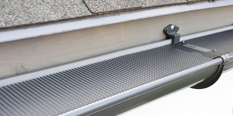 Gutter Guards and Leaf Protection Installations