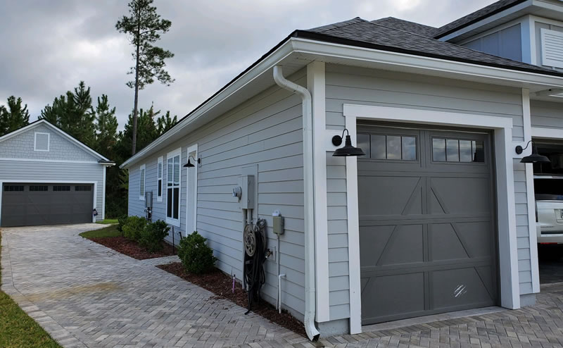 Gutter Replacement Services Yulee, Florida and Nassau County Florida.